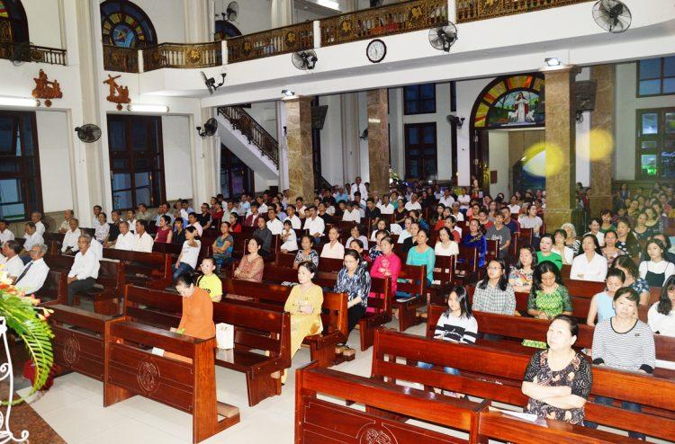 29092019 212518 3 750x494 - Giáo xứ Tân Thành: Kính Tổng Lãnh Thiên Thần Michael