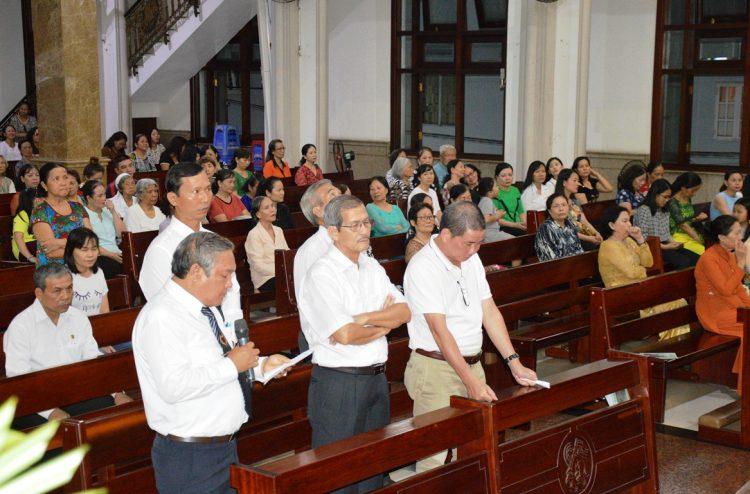 29092019 212518 6 750x494 - Giáo xứ Tân Thành: Kính Tổng Lãnh Thiên Thần Michael