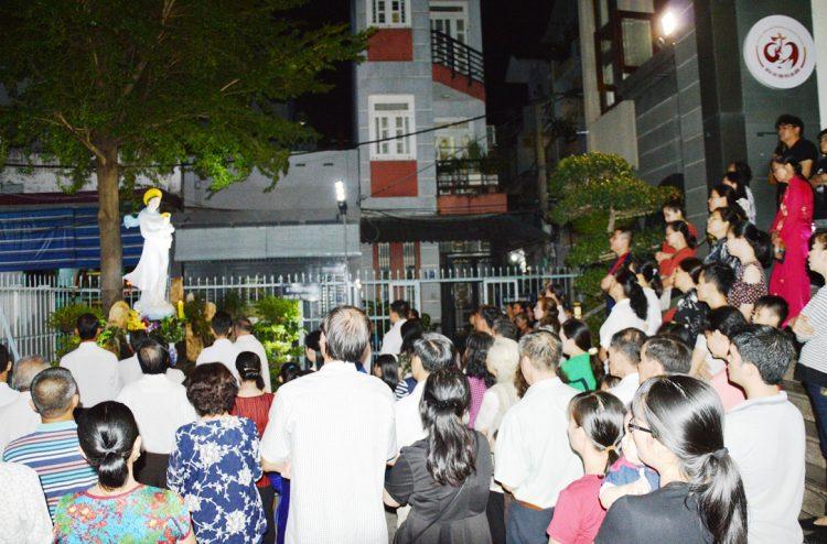 29092019 212518 7 750x494 - Giáo xứ Tân Thành: Kính Tổng Lãnh Thiên Thần Michael