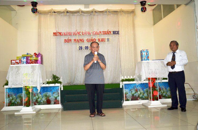 29092019 212518 8 750x494 - Giáo xứ Tân Thành: Kính Tổng Lãnh Thiên Thần Michael