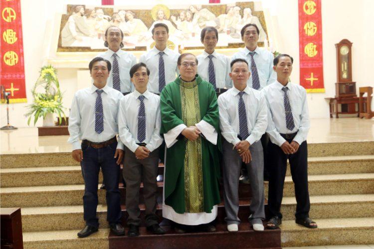 30092019 090201 750x500 - Giáo xứ Sao Mai: Tổ Trật Tự mừng bổn mạng