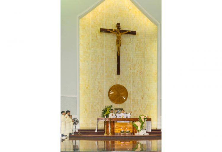 30092019 164650 1 750x513 - Giáo xứ Phú Bình: Mừng bổn mạng Ban Caritas