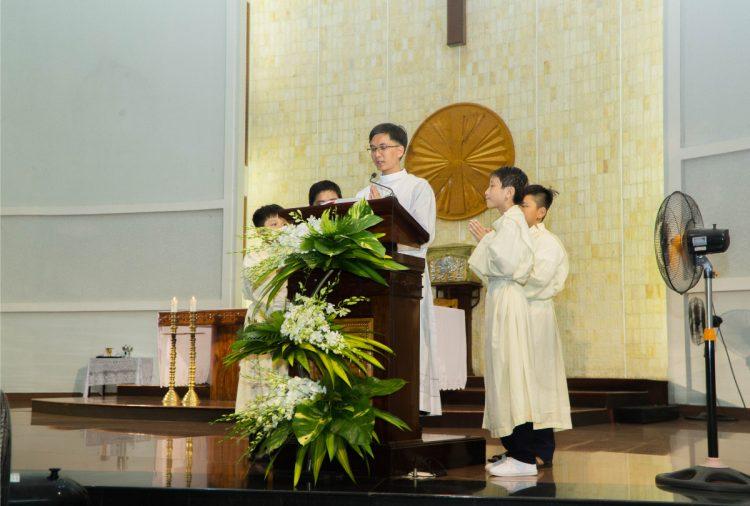 30092019 164650 2 750x506 - Giáo xứ Phú Bình: Mừng bổn mạng Ban Caritas