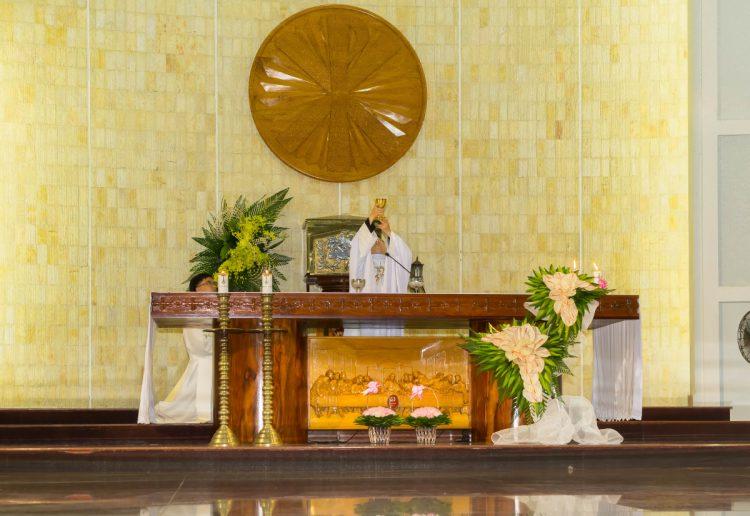 30092019 164650 4 750x516 - Giáo xứ Phú Bình: Mừng bổn mạng Ban Caritas