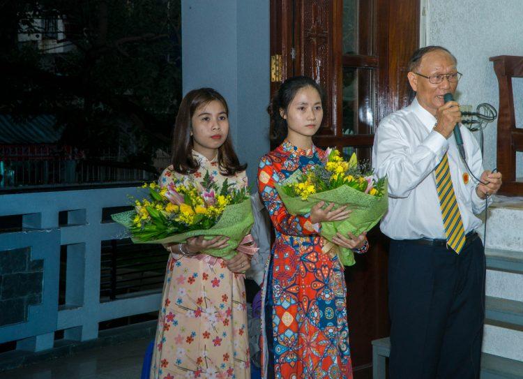 30092019 164650 5 750x543 - Giáo xứ Phú Bình: Mừng bổn mạng Ban Caritas