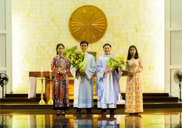 30092019 164650 6 750x529 - Giáo xứ Phú Bình: Mừng bổn mạng Ban Caritas