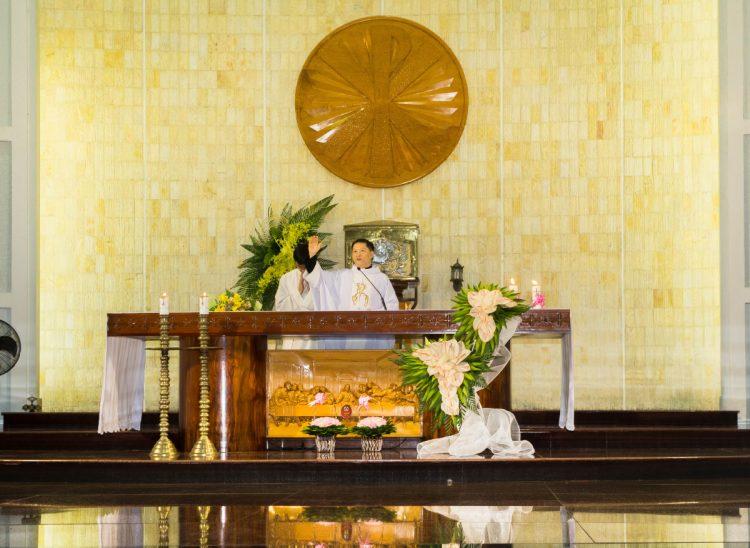 30092019 164650 7 750x548 - Giáo xứ Phú Bình: Mừng bổn mạng Ban Caritas