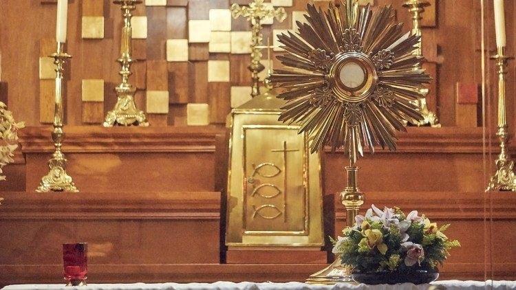 cac giam muc hoa ky nhan manh den giao ly ve thanh the 750x422 - Các Giám mục Hoa Kỳ nhấn mạnh đến giáo lý về Thánh Thể