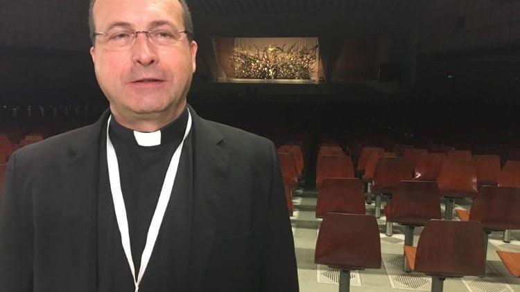 cha manuel barrios prieto 750x422 - Cha Barrios Prieto, Tổng thư ký mới của Liên HĐGM châu Âu