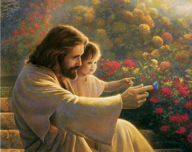 chua giesu 750x595 - Chúa Giêsu