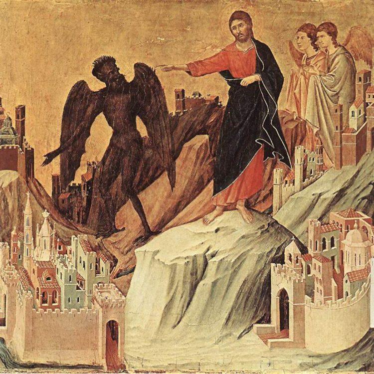 chua giesu bi ma quy cam do 750x750 - Chúa Giêsu bị ma quỷ cám dỗ