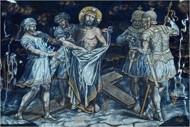 chua giesu kito bi xet xu - Chúa Giêsu Kitô bị xét xử