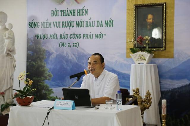 conggiao24h copy - Tổng Tu Nghị lần thứ IV của Hội Dòng Mến Thánh Giá Hà Nội