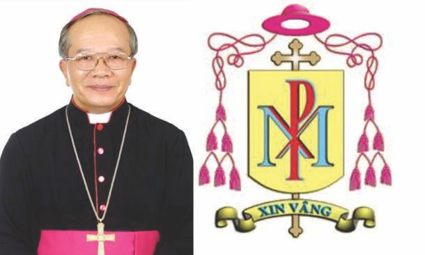 duc cha anton vu huy chuong - Tân Giám mục chính tòa Giáo phận Đà Lạt