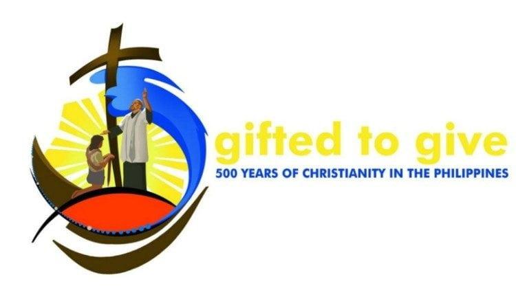 giao hoi philippines 750x422 - Giáo hội Philippines công bố Logo kỷ niệm 500 năm Kitô giáo hiện diện
