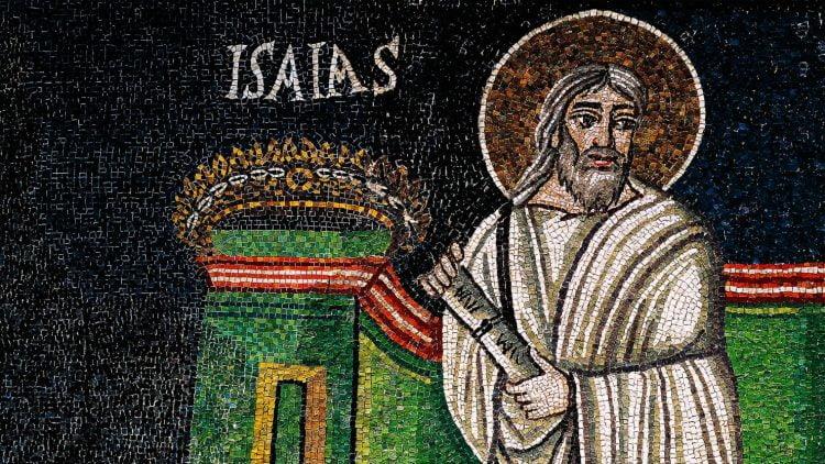 isaia tien tri 750x422 - Isaia, tiên tri