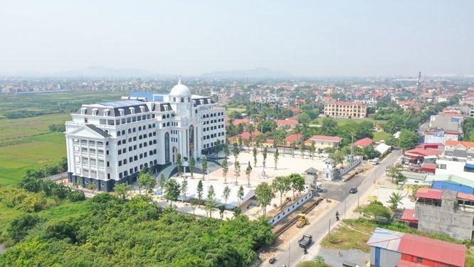 trung tam muc vu giao phan hai phong 2 - Giới thiệu Trung tâm mục vụ Giáo phận Hải Phòng - nơi tổ chức Đại Hội XIV của HĐGM Việt Nam