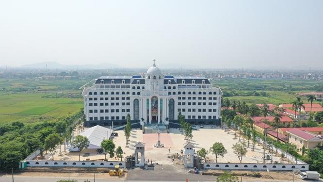 trung tam muc vu giao phan hai phong 3 - Giới thiệu Trung tâm mục vụ Giáo phận Hải Phòng - nơi tổ chức Đại Hội XIV của HĐGM Việt Nam