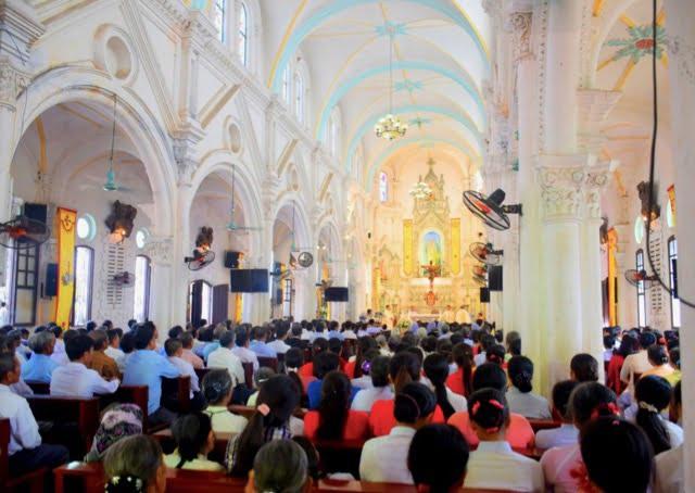 xuy xa 10 - Giáo xứ Xuy Xá: Mừng lễ Tổng lãnh Thiên Thần Micae – quan thầy Giáo xứ