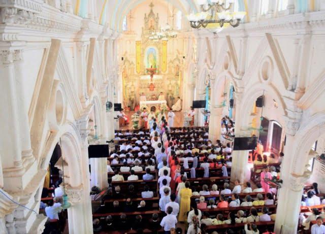 xuy xa 9 - Giáo xứ Xuy Xá: Mừng lễ Tổng lãnh Thiên Thần Micae – quan thầy Giáo xứ