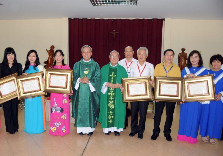 02102019 092024 10 750x526 - Doanh nhân Công Giáo: Tạ ơn và tri ân – Chương trình Thắp Sáng Lửa Yêu Thương
