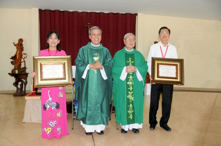 02102019 092024 6 750x498 - Doanh nhân Công Giáo: Tạ ơn và tri ân – Chương trình Thắp Sáng Lửa Yêu Thương