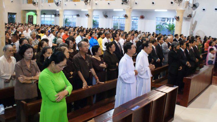 02102019 114906 2 750x422 - Giáo xứ Tân Việt: Mừng lễ Thánh Têrêsa - Bổn Mạng Giáo xứ