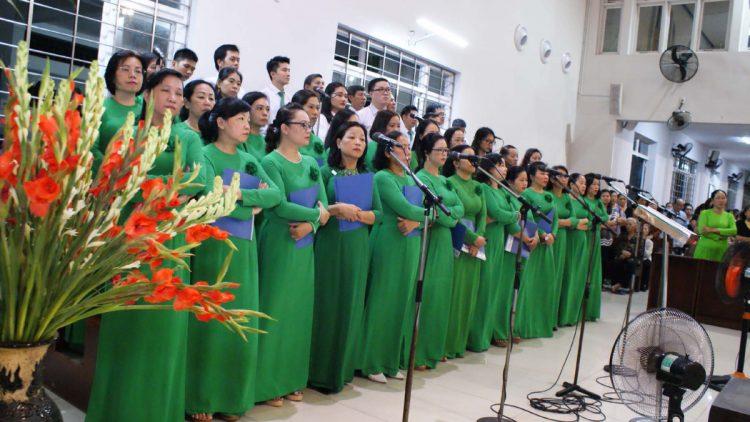02102019 114906 4 750x422 - Giáo xứ Tân Việt: Mừng lễ Thánh Têrêsa - Bổn Mạng Giáo xứ