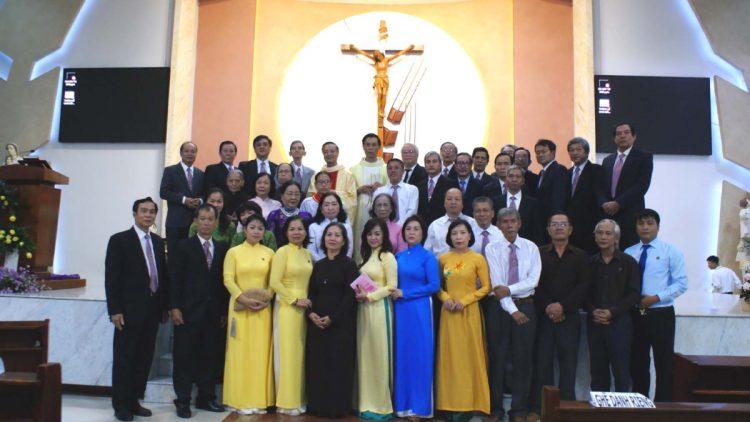 02102019 114906 8 750x422 - Giáo xứ Tân Việt: Mừng lễ Thánh Têrêsa - Bổn Mạng Giáo xứ
