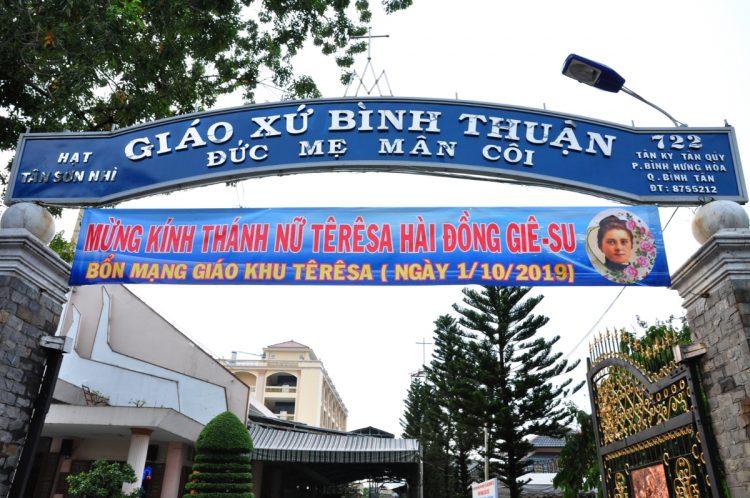 02102019 165006 1 750x498 - Giáo xứ Bình Thuận (Tân Sơn Nhì): Mừng Lễ Thánh Têrêsa