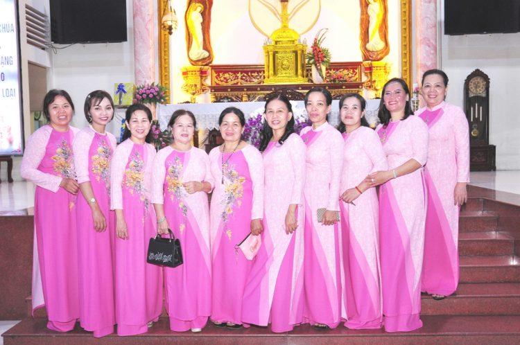 02102019 165006 10 750x498 - Giáo xứ Bình Thuận (Tân Sơn Nhì): Mừng Lễ Thánh Têrêsa