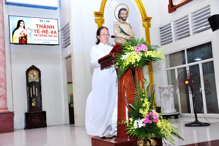02102019 165006 4 750x498 - Giáo xứ Bình Thuận (Tân Sơn Nhì): Mừng Lễ Thánh Têrêsa