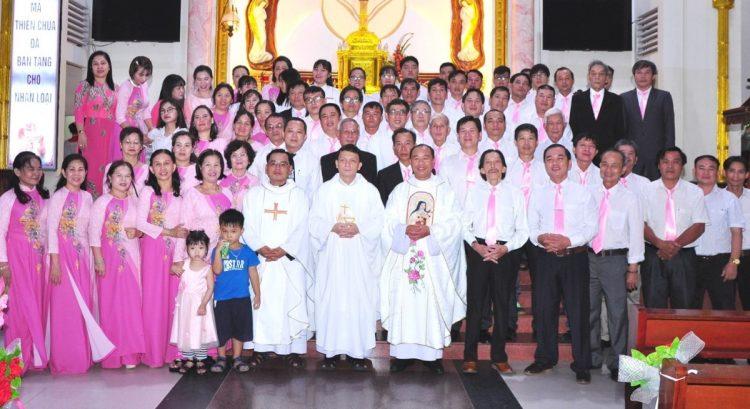 02102019 165006 8 750x409 - Giáo xứ Bình Thuận (Tân Sơn Nhì): Mừng Lễ Thánh Têrêsa