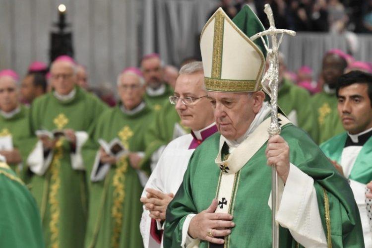 08102019 083041 750x500 - Thánh lễ khai mạc Thượng Hội đồng Giám mục về Amazon