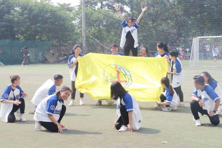 16392 dai hoi tdtt 10 750x500 - Đại hội thể thao sinh viên Công giáo Tổng Giáo phận Hà Nội: Nâng chất - nâng tài