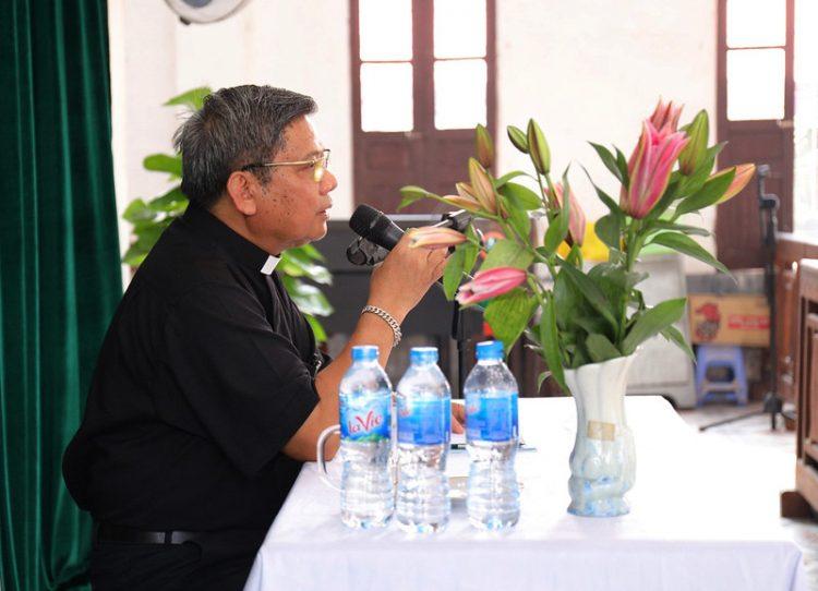 16399 hdmv 2 750x542 - Giáo hạt Phú Xuyên: Họp mặt Hội đồng mục vụ các giáo xứ 2019