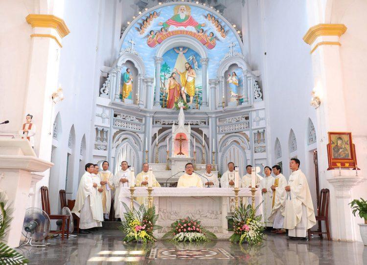 16399 hdmv 5 750x542 - Giáo hạt Phú Xuyên: Họp mặt Hội đồng mục vụ các giáo xứ 2019