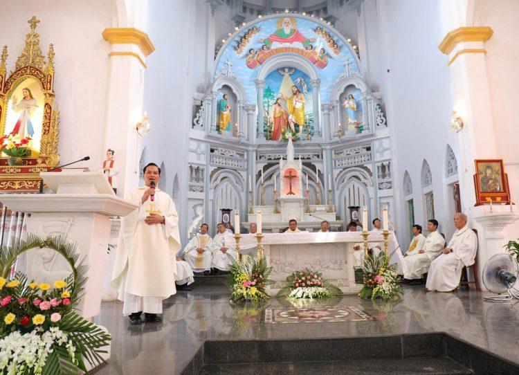 16399 hdmv 7 750x542 - Giáo hạt Phú Xuyên: Họp mặt Hội đồng mục vụ các giáo xứ 2019