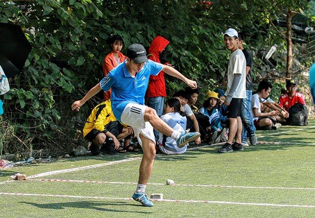16407 sinh vien 10 - Bế mạc Đại hội Thể dục thể thao 2019 Hội Sinh viên Công giáo TGP Hà Nội