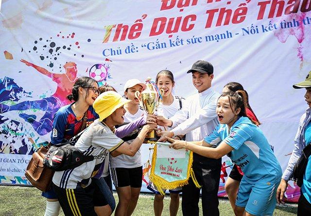 16407 sinh vien 12 - Bế mạc Đại hội Thể dục thể thao 2019 Hội Sinh viên Công giáo TGP Hà Nội