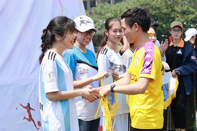 16407 sinh vien 16 - Bế mạc Đại hội Thể dục thể thao 2019 Hội Sinh viên Công giáo TGP Hà Nội