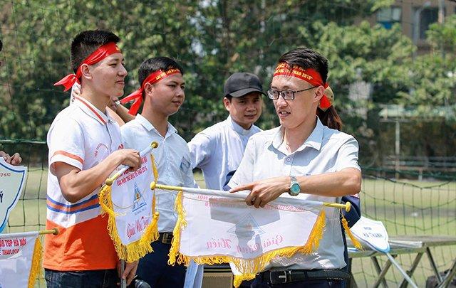16407 sinh vien 18 - Bế mạc Đại hội Thể dục thể thao 2019 Hội Sinh viên Công giáo TGP Hà Nội