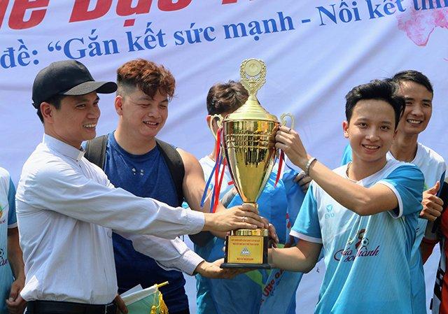 16407 sinh vien 20 1 - Bế mạc Đại hội Thể dục thể thao 2019 Hội Sinh viên Công giáo TGP Hà Nội