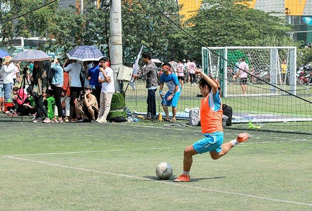 16407 sinh vien 3 - Bế mạc Đại hội Thể dục thể thao 2019 Hội Sinh viên Công giáo TGP Hà Nội