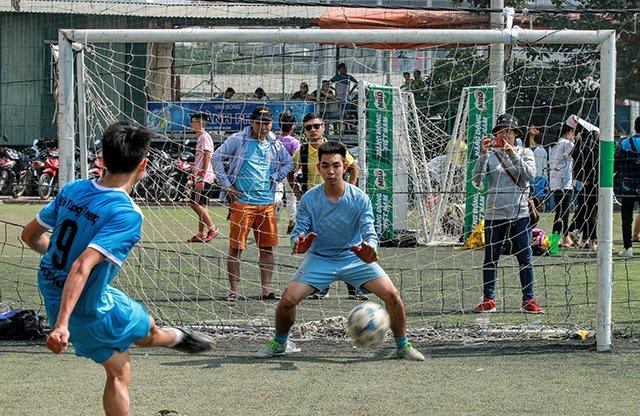 16407 sinh vien 4 - Bế mạc Đại hội Thể dục thể thao 2019 Hội Sinh viên Công giáo TGP Hà Nội