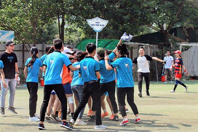 16407 sinh vien 5 - Bế mạc Đại hội Thể dục thể thao 2019 Hội Sinh viên Công giáo TGP Hà Nội