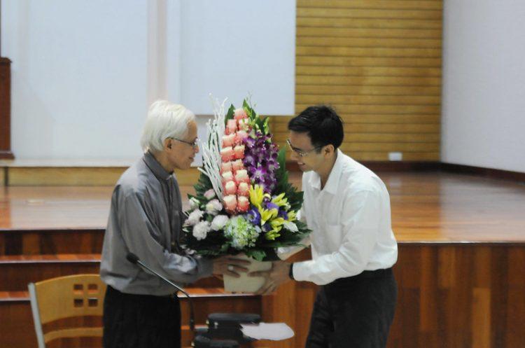 16451 huan duc 4 750x497 - Đức Giám mục giáo phận Bắc Ninh huấn đức tại Đại Chủng Viện thánh Giuse Hà Nội