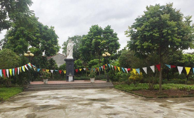 16538 tuy hien 13 750x459 - Giáo xứ Tụy Hiền: Khánh thành nhà mục vụ và Thánh lễ tạ ơn