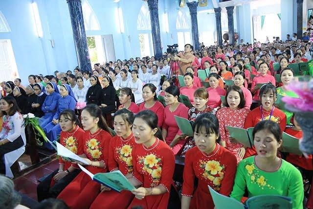 16538 tuy hien 17 - Giáo xứ Tụy Hiền: Khánh thành nhà mục vụ và Thánh lễ tạ ơn