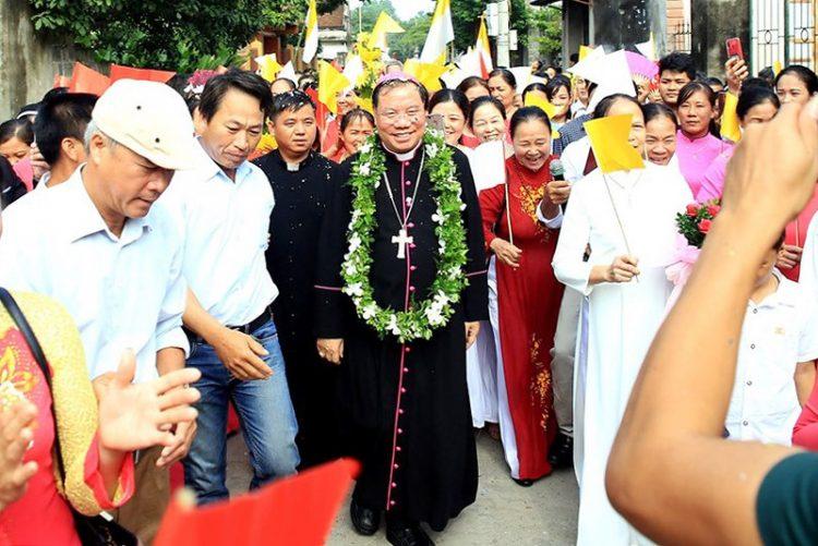 16538 tuy hien 5 750x501 - Giáo xứ Tụy Hiền: Khánh thành nhà mục vụ và Thánh lễ tạ ơn